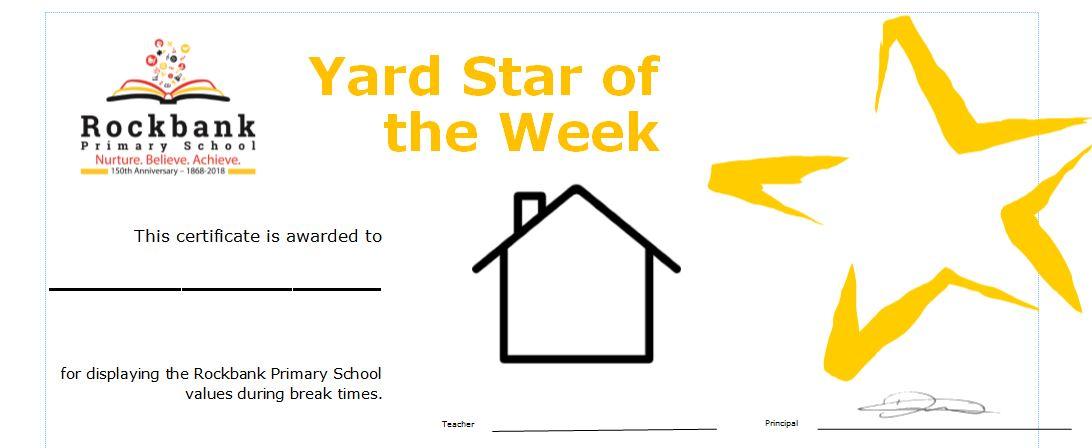 Yard Star