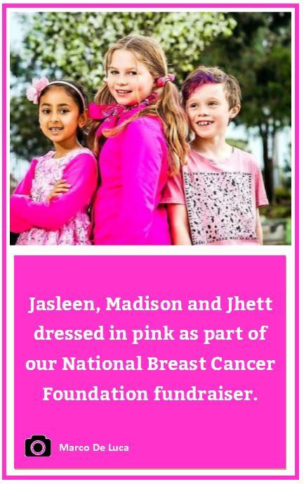 POW Breast Cancer Fundraiser